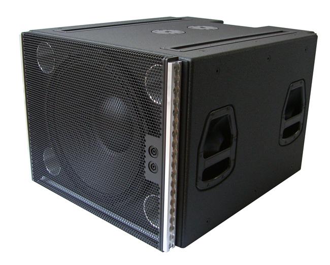 UX Pro Audio Subwoofer cabinet 118-HPC-F