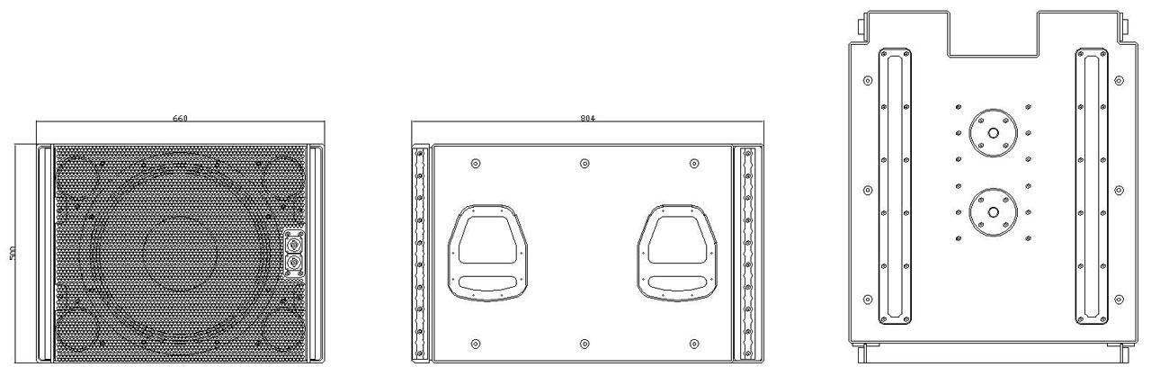 118-HPC-F sub Measurements