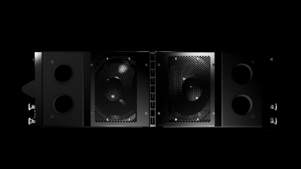 UX Pro Audio amp-rack